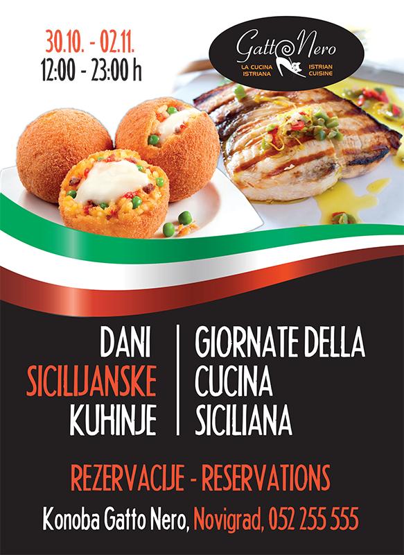 Dani sicilijanske kuhinje