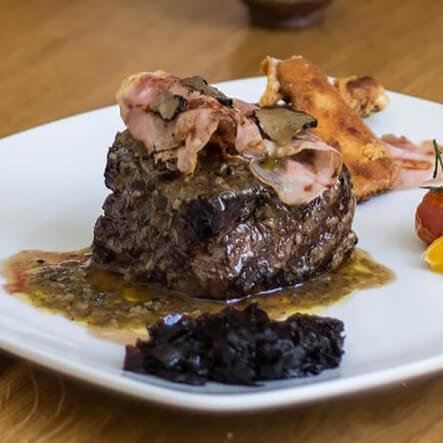 Biftek Gatto Nero